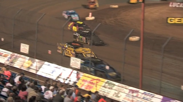 USRA Modified Feature Lucas Oil Speedway 07/12/14