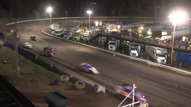 USMTS Heats Hamilton County Speedway 4/2/21
