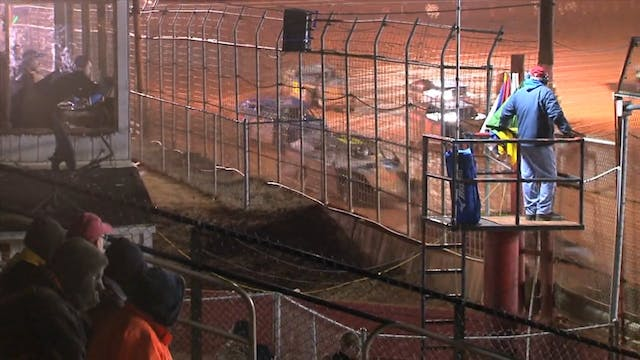 Renegades of Dirt A-Main @ Screven Mo...