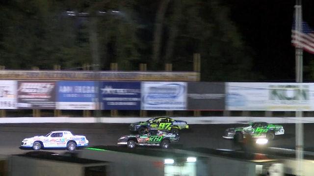 USRA Nationals Stock Car A-Main Hamilton County Speedway 9/27/19