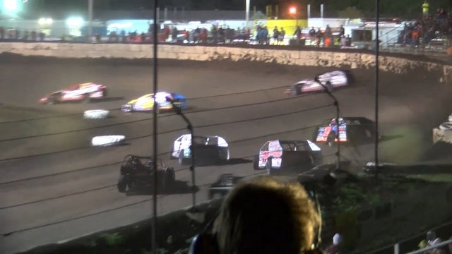 AMS Modified A-Main 1 Fairbury Speedway 8/31/19