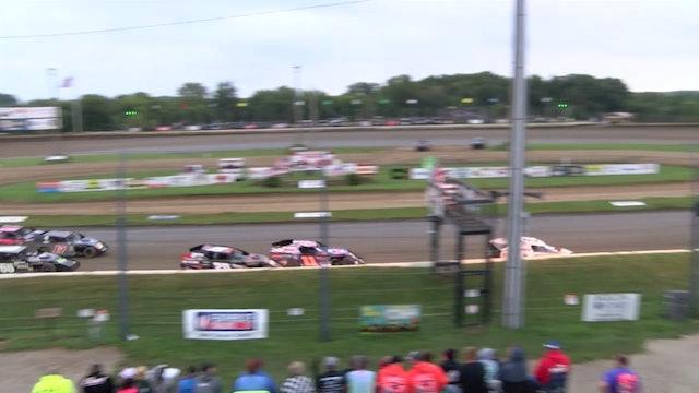 USRA B-Mod Heats Fall Jamboree Deer Creek Speedway 9/21/19