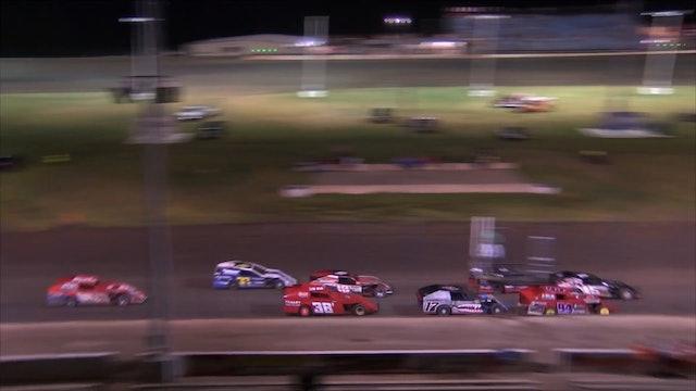B-Mod A-main At Salina Highbanks Speedway 8-18-18