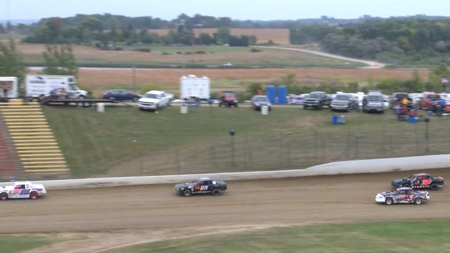 Wissota 100 Street Stock Heats I-94 Speedway 9/13/18