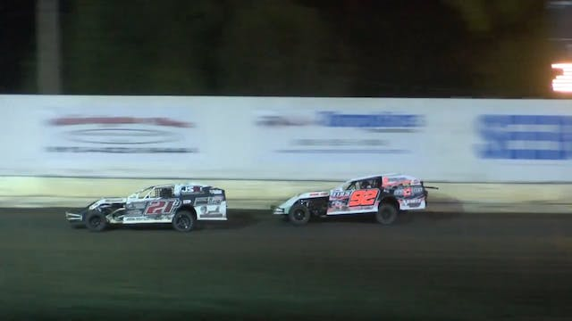 USRA Nationals B-Mod A-Main 10/14/16