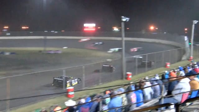 UMP Late Model A-Main Tri-City Speedw...