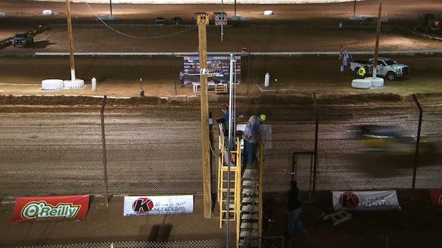 Wild West Shootout Mod Heats Arizona Speedway 1/15/20