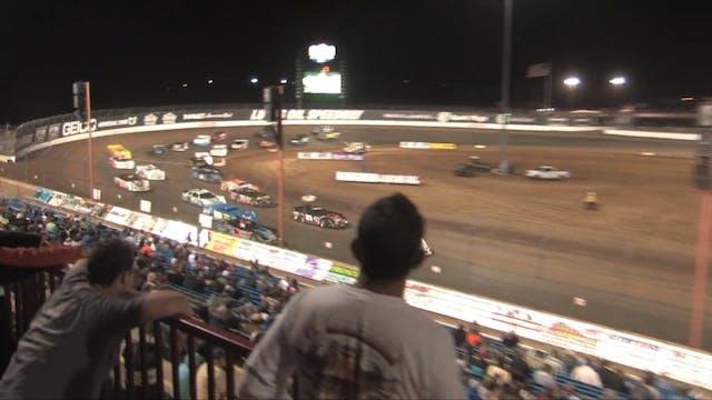 MLRA  Lucas Oil Speedway A Main 4/12/14
