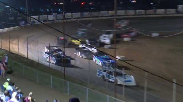 Late Model A-Main Boothill Speedway 9/12/20