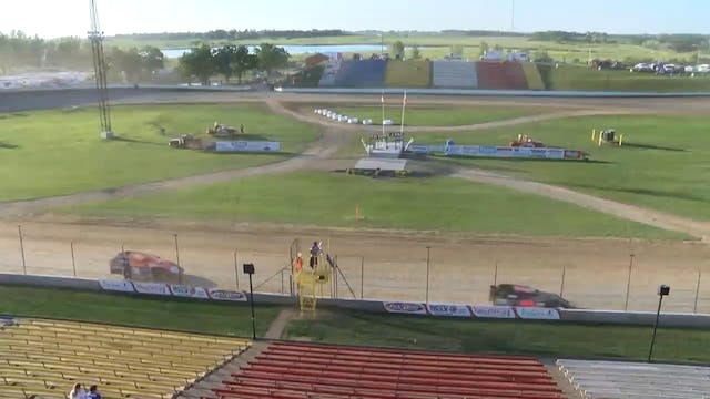 USMTS Heat Session 1 I-94 06/23/16