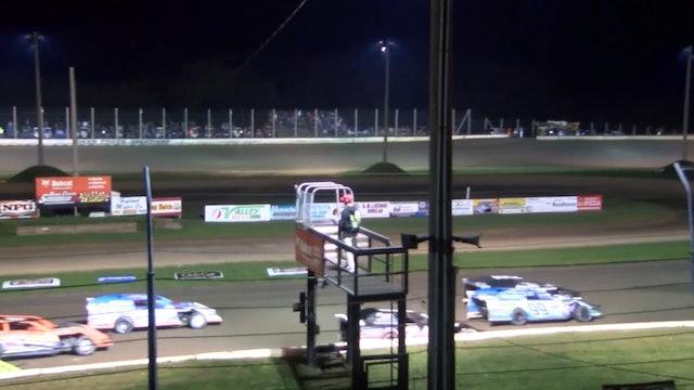USMTS A-Main Fall Jamboree Deer Creek Speedway 9/24/16