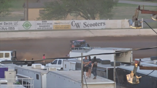 Limited Mods Enid Speedway A Main 4/29/18