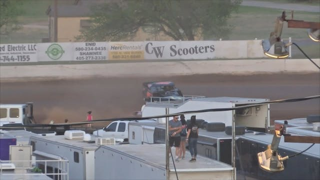 Limited Mods Enid Speedway A Main 4/2...