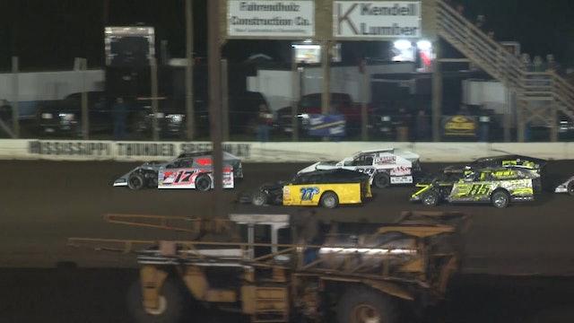 B-Mod A-Main Mod Nationals Mississippi Thunder Speedway 9/10/20