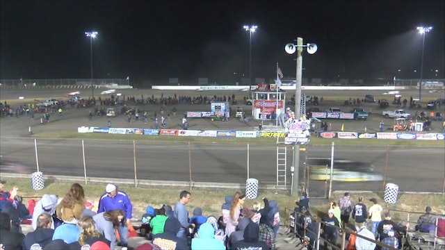 Mod Mania Late Model A Main Tri-City Speedway 9/25/20