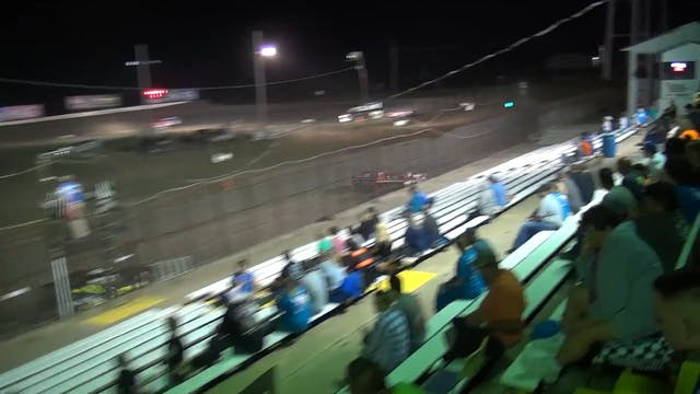 USRA Modified A-Main I-35 Speedway 9/...