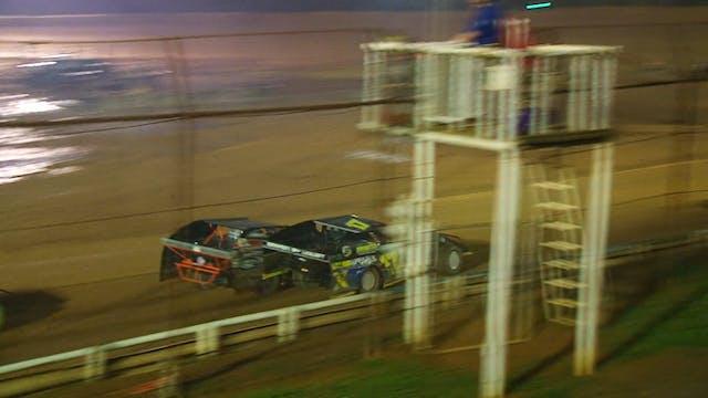 Mega A-Main Tyler County Speedway 7/7/16