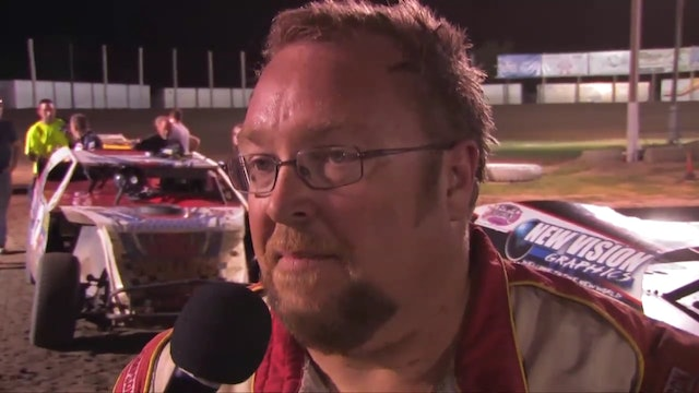 USMTS Valley Speedway Highlights 08/09/12