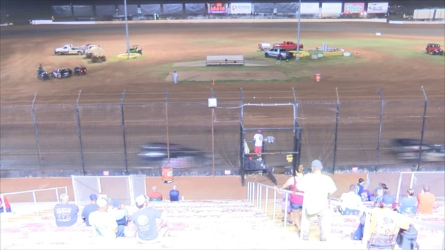 USRA Modified A-Main Monarch Motor Speedway 7/12/19