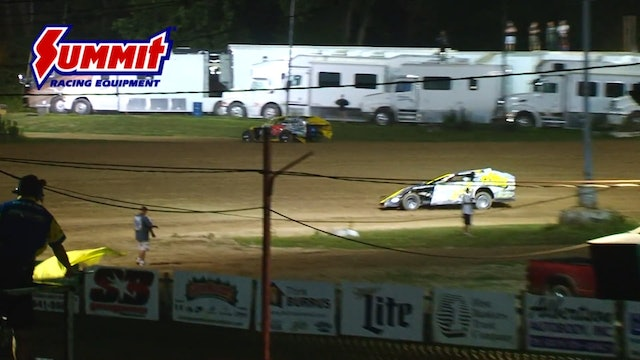 Summer Nats Mod A-Main Quincy 7/3/17