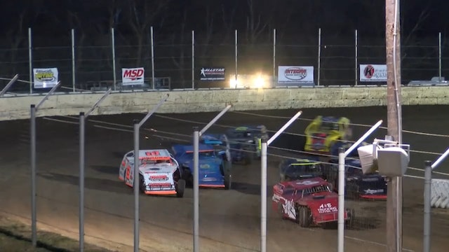 USMTS King of America Heat Session 1 3/16/18