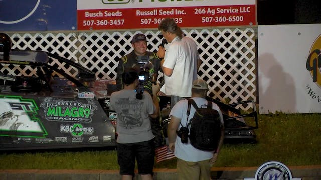 USMTS Victory Lane Nobles County Spee...