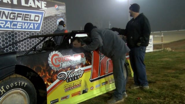 Turkey Bowl X Late Model A Main 11/26/16