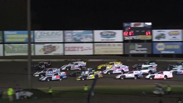 USMTS A-Main Deer Creek Speedway 9/26/20