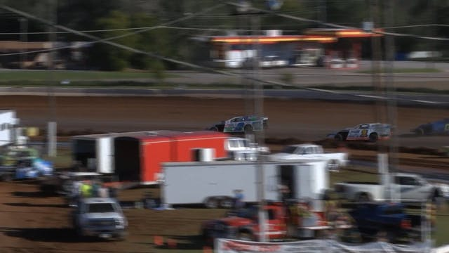 Sooner Modified Series Heats Enid Spe...