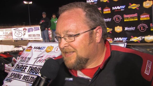 MLRA Post Race Interviews I-80 Speedw...