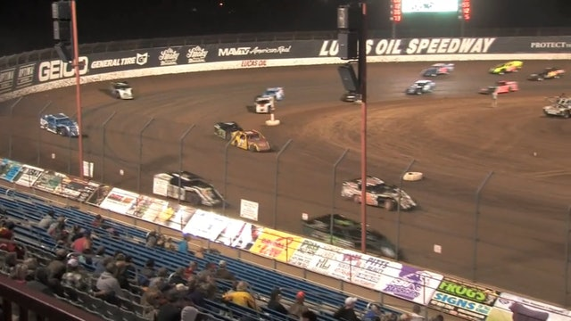 USRA Modified Feature Lucas Oil Speedway 4-19-14