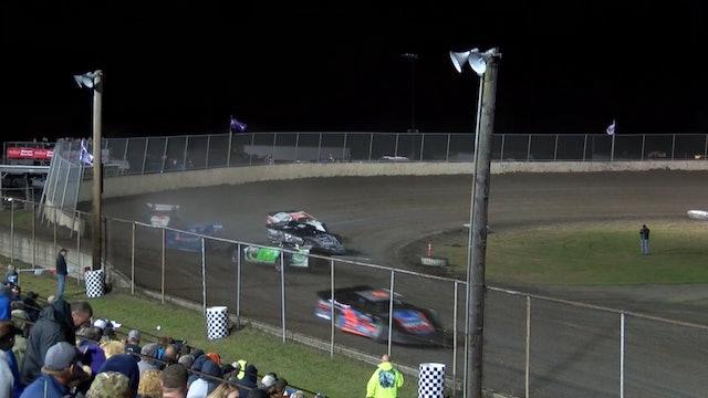 Mod Mania Late Model Heats Tri City Speedway 9/28/18