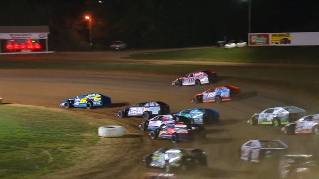 AMS Modified A-Main Brownstown 7/14/18