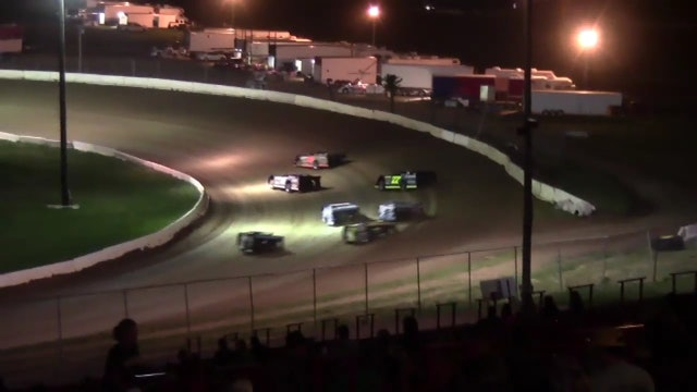 Comp Cams Heat Race Highlights Batesville 04-13-12