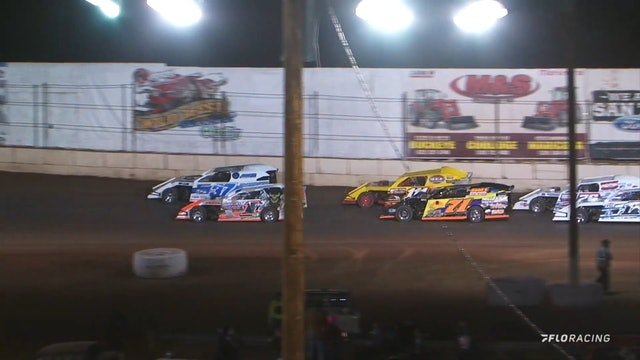 Wild West Shootout Modified A-Main Arizona Speedway 1/16/21
