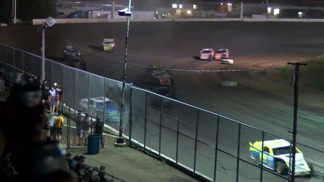 USRA B-Mod A-Main Mason City Speedway...