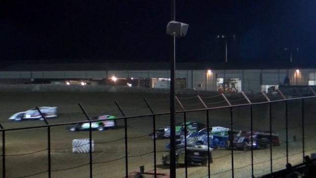 USMTS A-Main Cotton Bowl Speedway 2/10/17