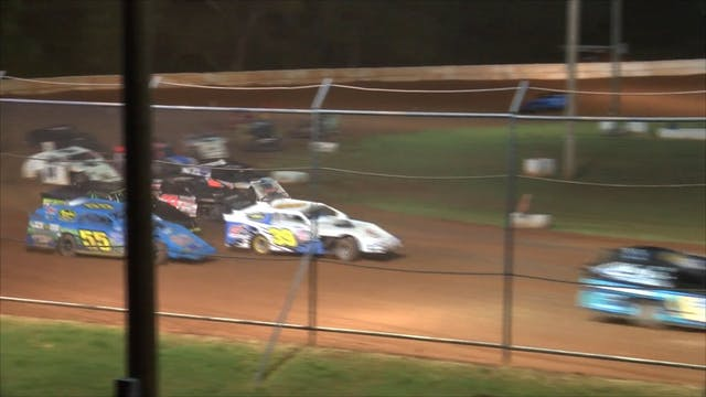 USRA Modified A-Main Red Dirt Raceway...