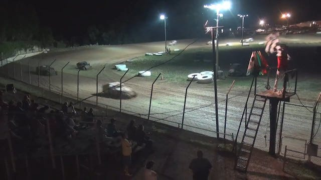 USRA B-Mod A-Main Central Missouri Sp...