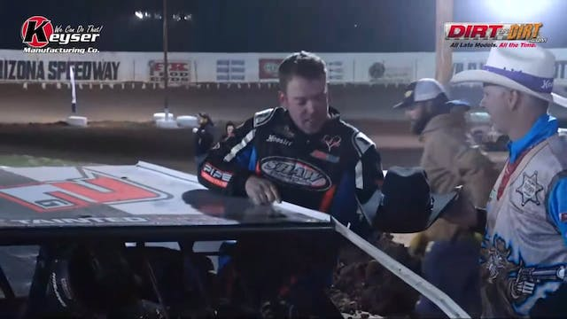 Wild West Shootout X-Mod A-Main Arizo...
