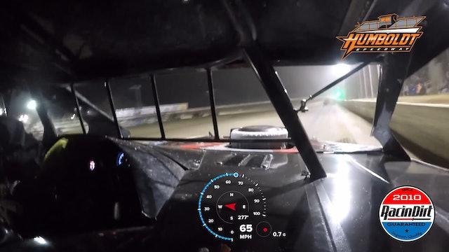 Jake O'Neil In Car USRA Modified Humboldt Speedway 11/1/20
