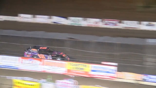 Wissota 100 Modified Heats Dakota State Fair Speedway 9/14/16