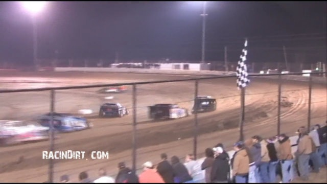 USMTS at Mid America Speedway in Coffeyville 03/11/11