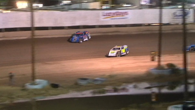 Wild West Shootout USRA Modified A-Main 1/9/16