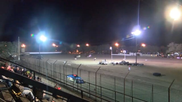 USMTS Heats Shady Oaks Speedway 2/17/17