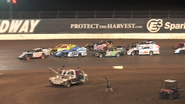 USRA Modified Feature Lucas Oil Speedway 05/10/14