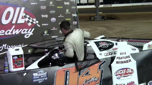ULMA Highlights Lucas Oil Speedway 06/09/12