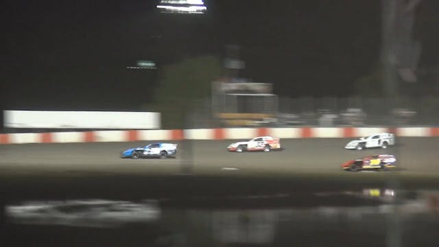 USRA Modifieds A-Main Lakeside Speedw...