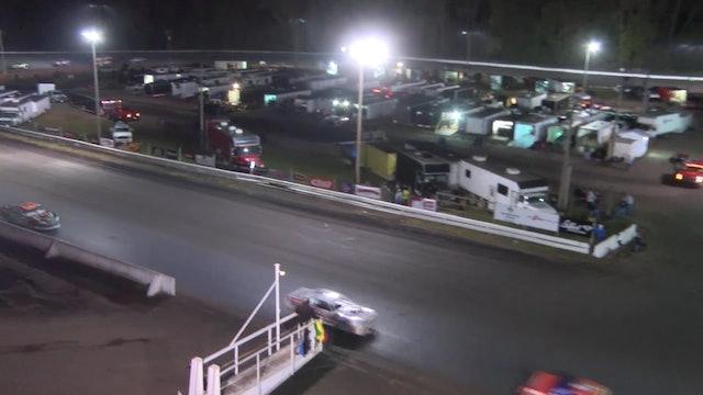 Fall Futurity USRA Stock Car A-Main Hamilton County Speedway 10/19/19