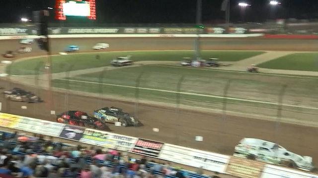 USRA Modified A-Main Lucas Oil Speedway 7/27/19